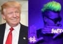 Тръмп върза тенекия на Меркел, светещи прически и...