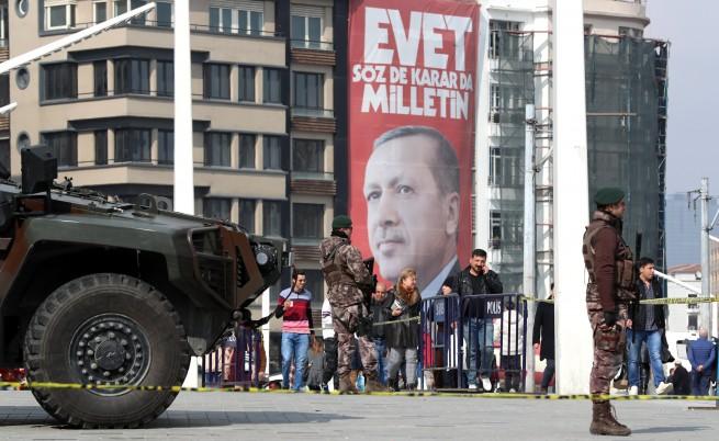 Референдумът на Ердоган може да разцепи Турция
