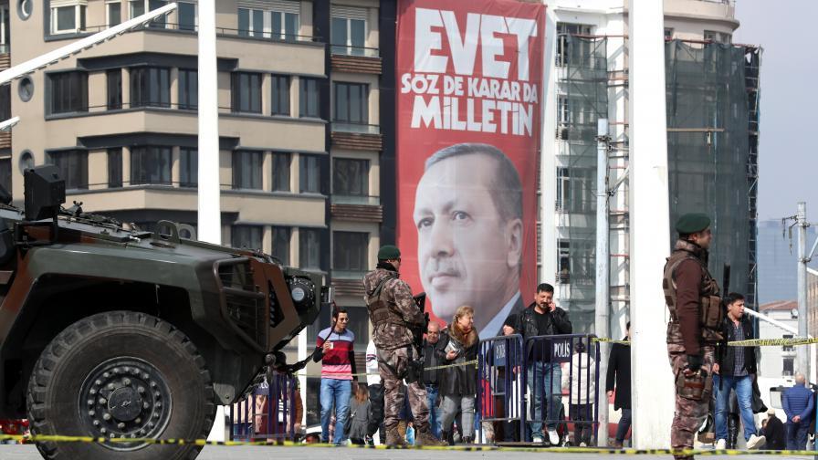 Ердоган: Европа, забравете сделката за бежанците!