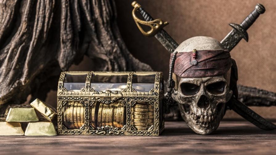Можем ли да открием заровени пиратски съкровища
