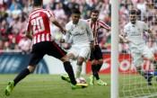 Реал Мадрид се помъчи с Атлетик