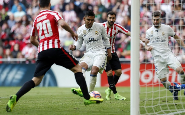 Атлетик Билбао - Реал Мадрид източник: БГНЕС