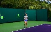 Пиронкова: Времето в Маями е перфектно за тренировка