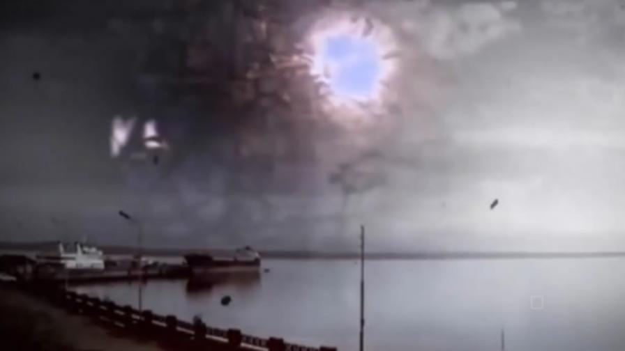 НЛО-то над Петрозаводск, което променя Брежнев