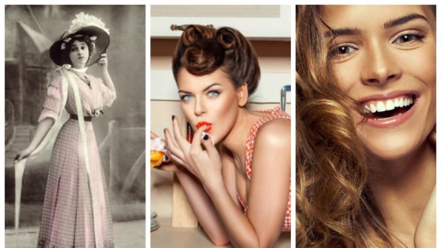 Вижте как са се променили жените през годините