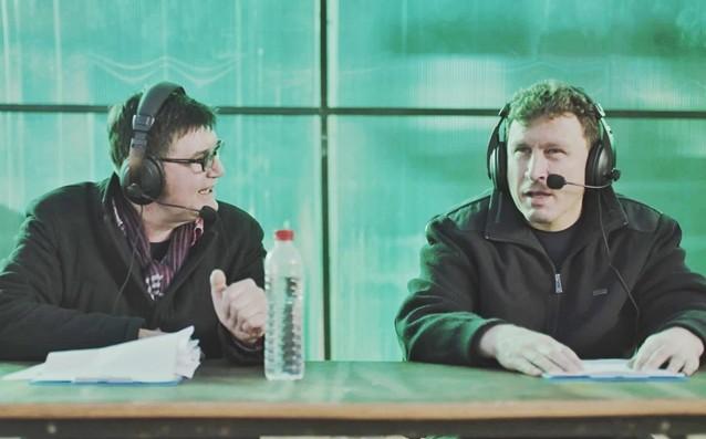 Вили Вуцов и Иво Райчев<strong> източник: NOVA</strong>