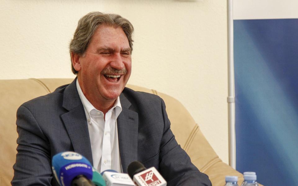 Хагърти: С играчи като Григор Димитров бъдещето на тениса е много светло