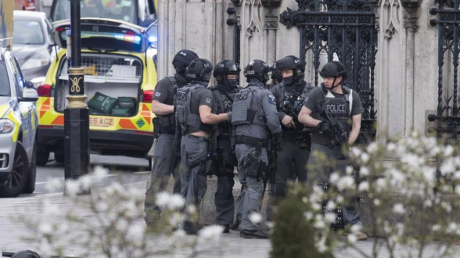 Терористът - 41-годишен британец, приел исляма?
