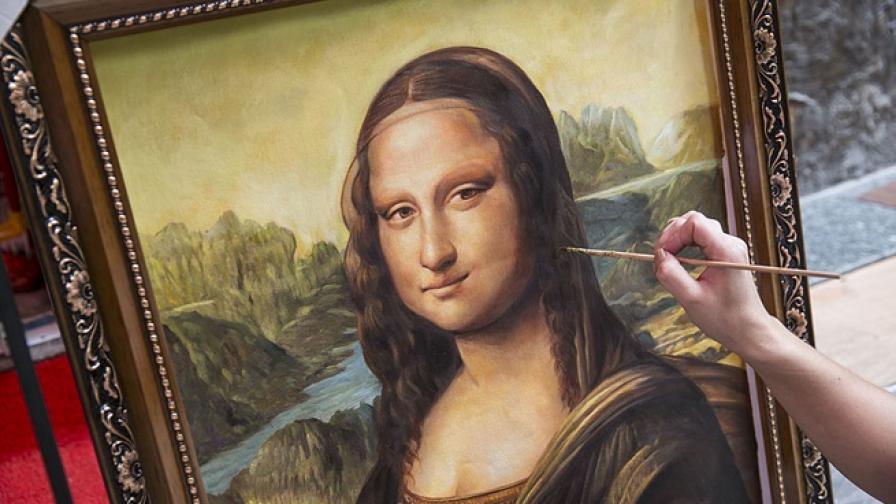Учени отговориха на въпроса - усмихва ли се Мона Лиза
