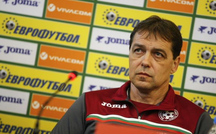 Хубчев върна Бодуров в състава, Дяков пак аут