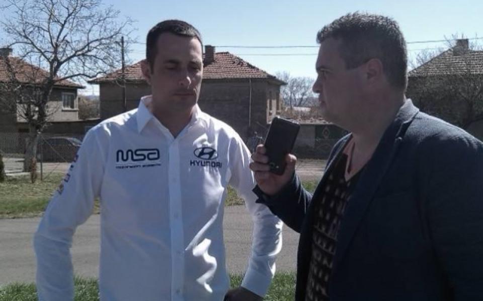 Георги Гвоздейков: Очаква ни интересен сезон с нова кола