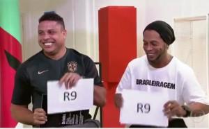 Кой е по-по-най измежду Роналдо и Роналдиньо?