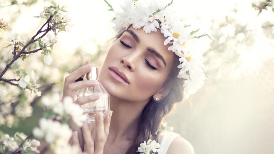 Пролетните парфюми на 2017-а