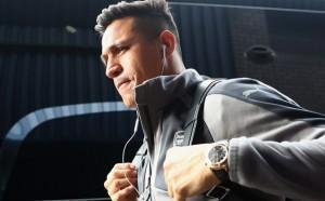 Звезда на Арсенал играл в затвора в Чили