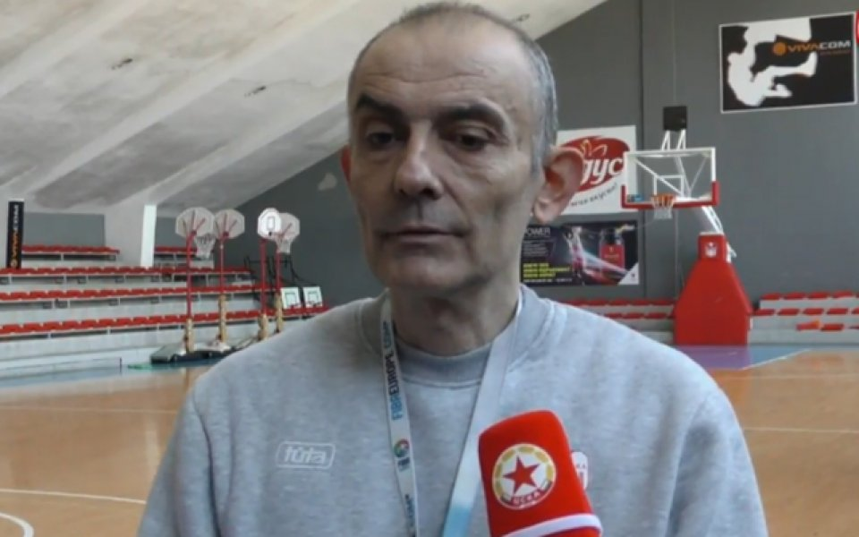 Данчо Колев иска титла при 19-годишните за БК ЦСКА