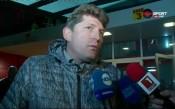 Стойчо Стоилов: Лудогорец е съдийски отбор, нас ни режат