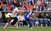 Валенсия разби Депортиво и се завърна на победния път
