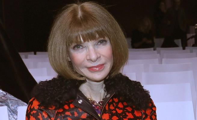Всепризнатата повелителка на модата Ана Уинтур