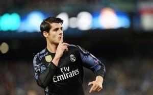 Мората: Много съм щастлив, исках да се махна от Реал