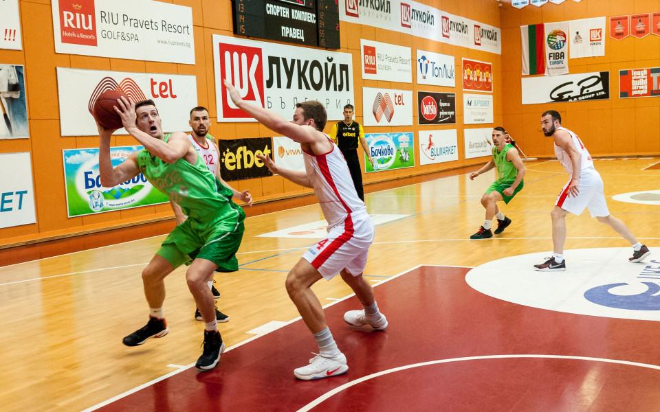 С мисъл за финала на Балканската лига, Берое не се опъна на Лукойл