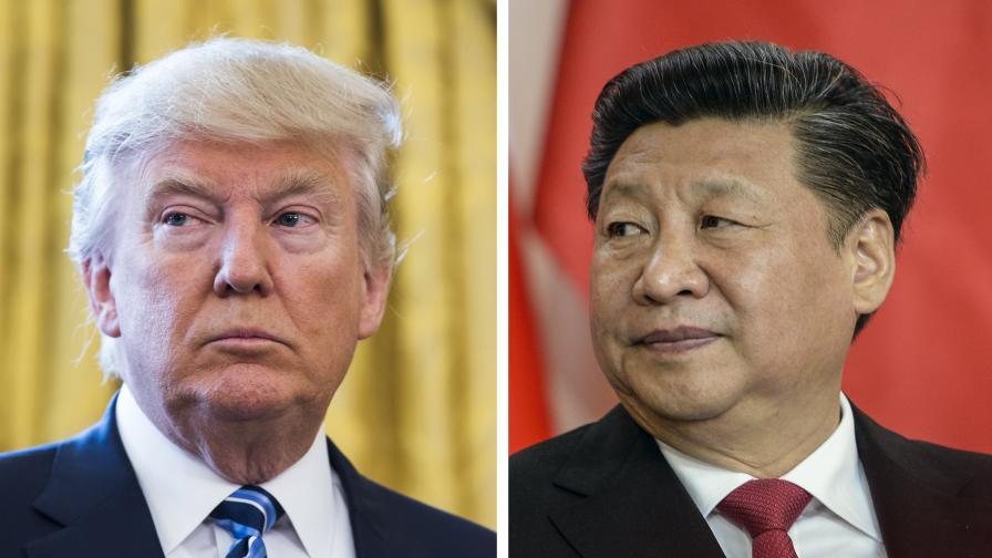 Тръмп се сприятели с Китай и видя ползотворно бъдеще