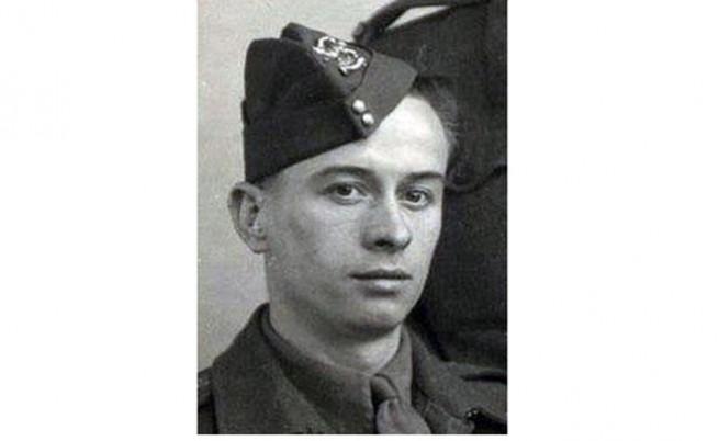 Джоузеф Хоръс Граасли, британски военен