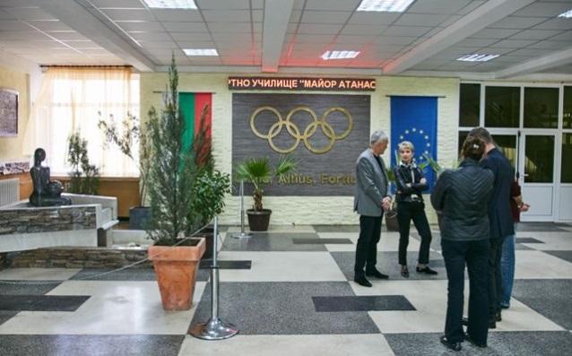 Министър Дашева в Русе източник: БГНЕС