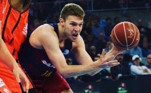 Барселона оцеля срещу Валенсия, Везенков с 13 точки