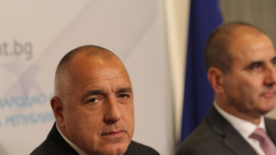"""Спекулациите за кабинета """"Борисов 3"""" започнаха"""