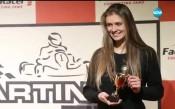 Кристиана Петличка: От волейболната мрежа до модния подиум