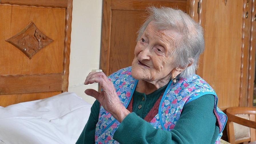 На 117 години почина най-възрастният жив човек