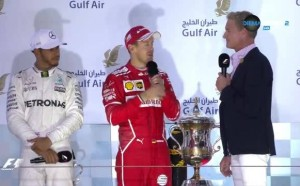 Фетел: Страхотен ден за Ферари