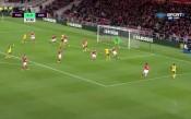 Мидълзбро - Арсенал 0:1 /полувреме/