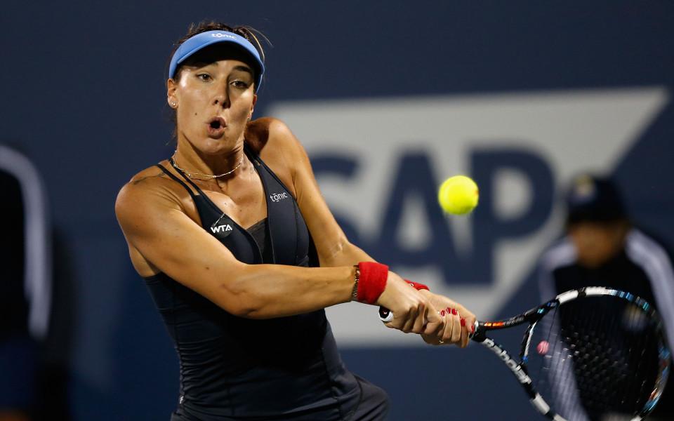 Елица Костова стигна втори кръг в Лес Франкесес дел Вайес