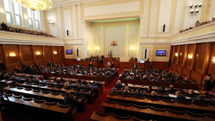 Депутатите се захванаха със заплатите си