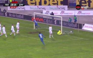 Будинов вкара, но в грешната врата - 1:0 за Левски