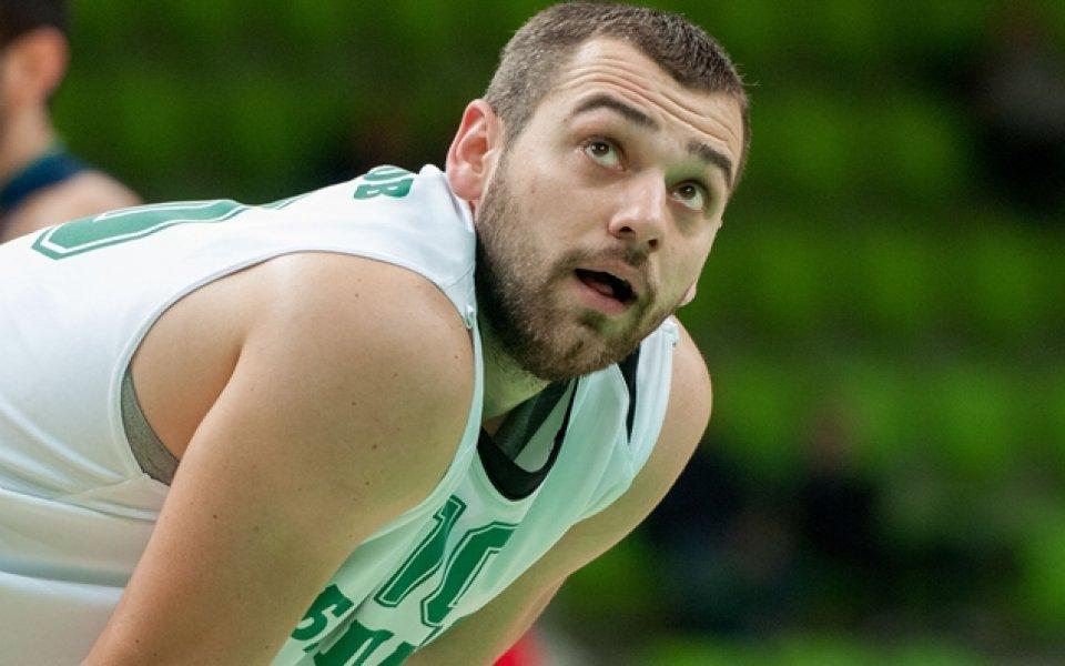 Роден баскетболист смени Румъния с Франция