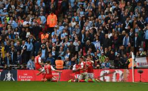 Арсенал е на финал, след като матира Ман Сити