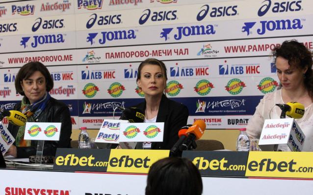 Илиана Раева и Мария Петрова източник: LAP.bg
