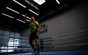 Кубрат Пулев тренира преди кантара<strong> източник: LAP.bg, Илиан Телкеджиев</strong>