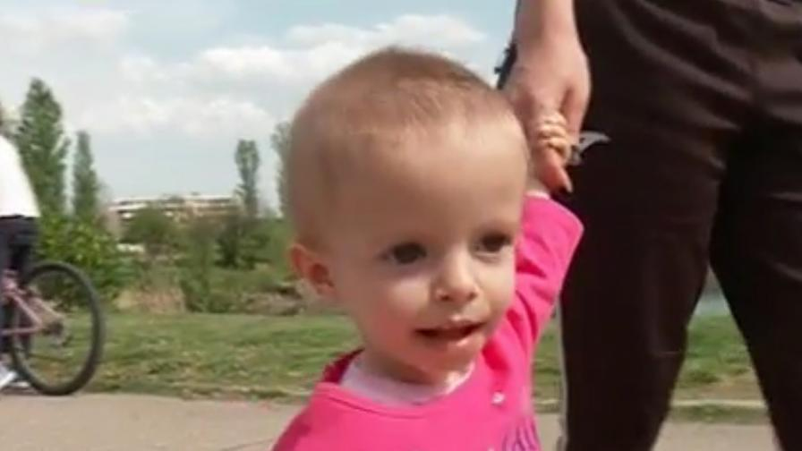 Лекарите в България не могат да разберат от какво е болна Габи