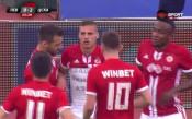 Блицкриг в червено - 2:0 за ЦСКА за шест минути!