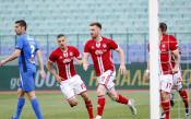 След боя над Левски: ЦСКА тренира в приповдигнато настроение