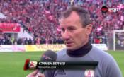 Белчев: Левски се отърва с малко