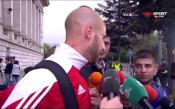 Ударен треньор на ЦСКА: Няма да се разплача сега от това