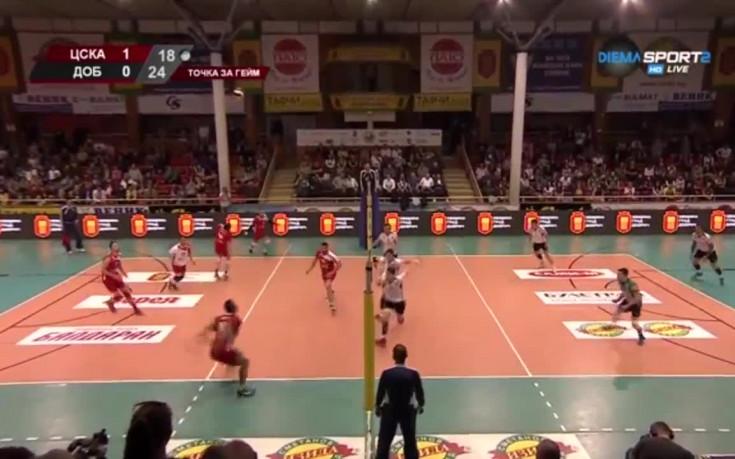 ВК Добруджа натупа ВК ЦСКА и е на финал