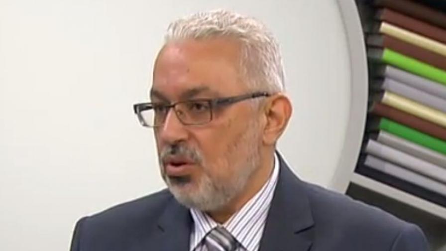 Служебният здравен министър и вицепремиер Илко Семерджиев