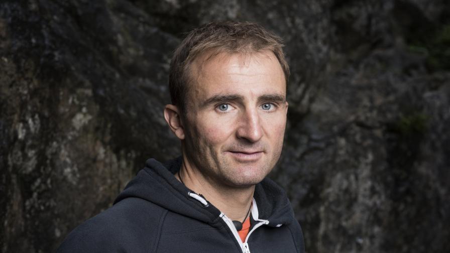 """Загиналият под Еверест Уели Стек, наричан """"Швейцарската машина"""""""
