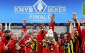 Витес триумфира с Купата на Холандия в истински трилър