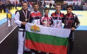 България отново е трета сила в Европа на Таекуон-До ITF